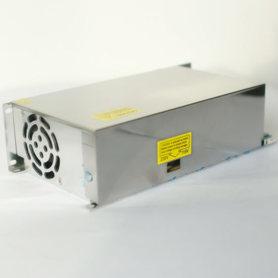 China 12V 50A LED Switching Power Supply 600W Industrial SMPS ...