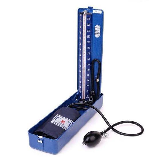 Hospital Mercury Sphygmomanometer and Blood Pressure Monitor Wt1001