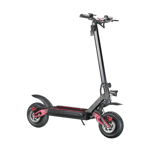 Fat Tire Scooter Foldable Kick Scooter
