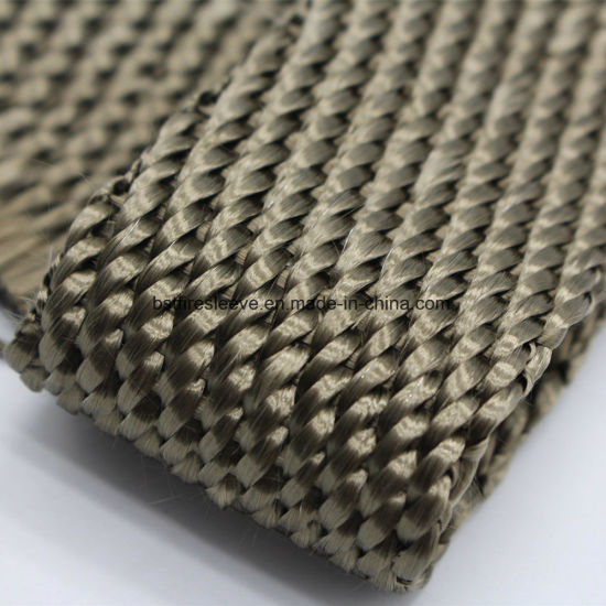 Heat Resistant Thermal Protection Basalt Woven Tape