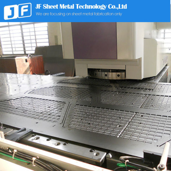 Assembly Parts Sheet Metal Fabrication on Oil Industry