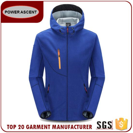 Women's Waterproof Travel Well Softshell Jacket with Hood