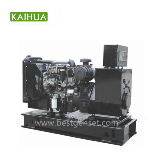 30kVA Open Type Diesel Generator Set with Perkins Engine