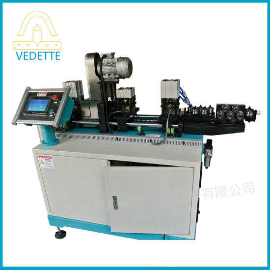 High Efficient Double-End Pipe End Forming Machine for Pipe Reducing