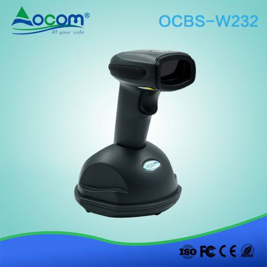 High Performance Bluetooth Wireless 2D Barcode Scanner pictures & photos