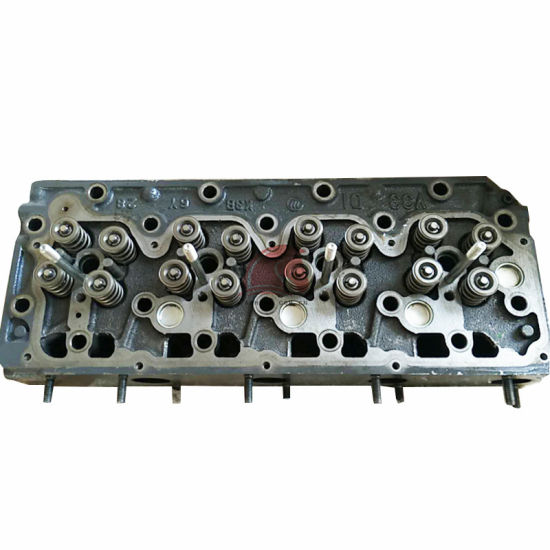 China Diesel Engine Spare Parts Cylinder Head for Kubota