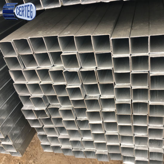 Steel Pipe/Black Tube/Square Steel Tubes with High Quality