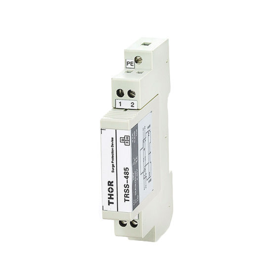 DC Surge Protector Device 48V RS485 Signal SPD Signal Lightning Protector pictures & photos