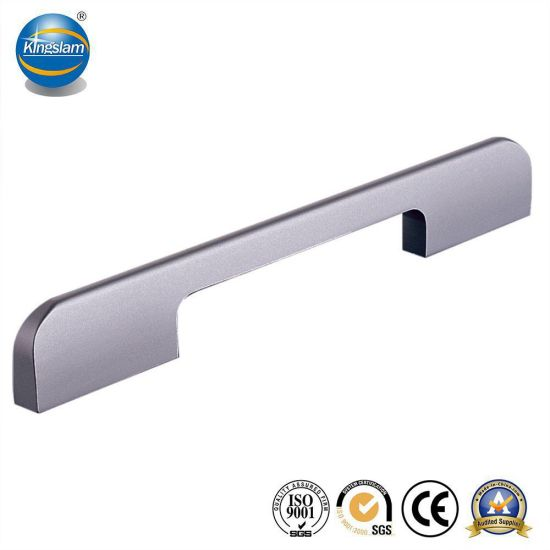 Furniture Hardware Wholesale Aluminium Kitchen Cabinet Handle