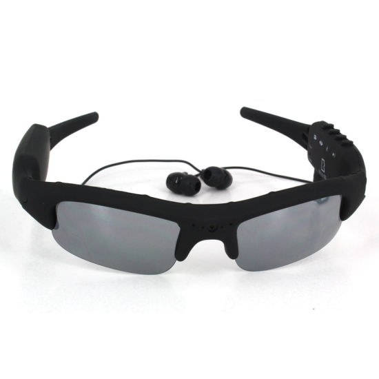 c25c9cf9aca Portable DV MP3 Sunglasses Fashion Photograph Video Outdoor Sports Camera  Eyewear