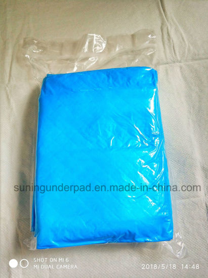 Disposable High Absorbent Surgical Table Cover Sheet for Hospital pictures & photos