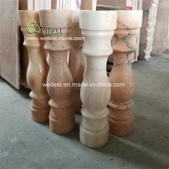 Chinese Natural Polished Granite Baluster for Stair/Balustrade