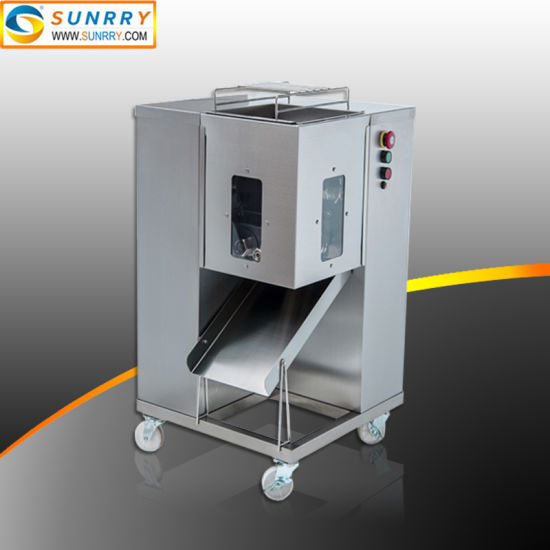 2018 Best Selling Stainless Steel Automatic Meat Cutting Machine