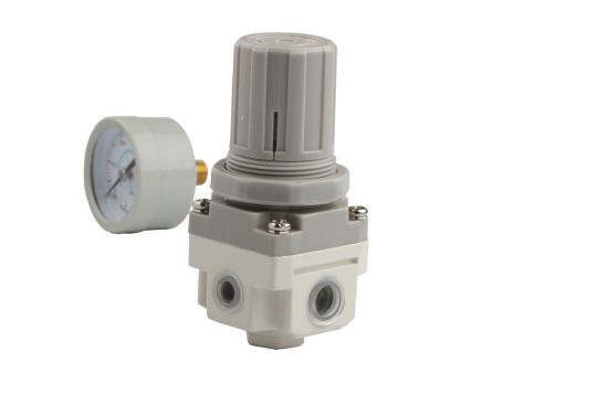 White Color Air Pressure Regulator pictures & photos