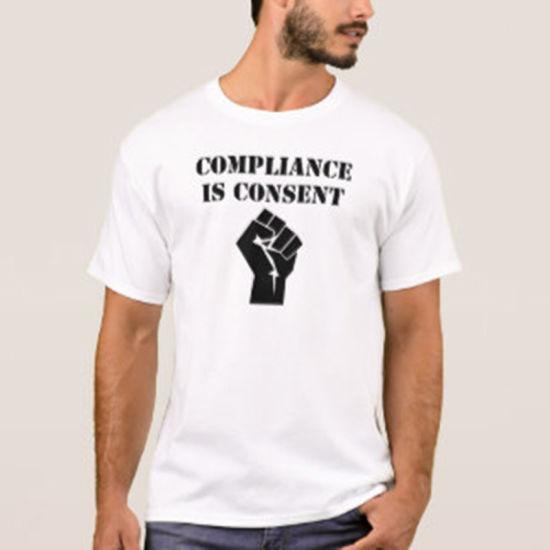 81678fec64f China Wholesale Men′s Plain White Tee Shirt Supplier - China V Neck ...