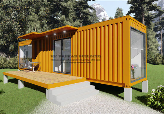 40FT Modular Ecomonic Good Quality Mobile Modular Shipping Container House Apartment. pictures & photos