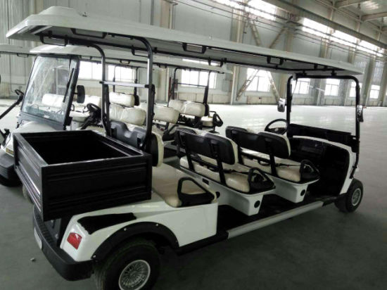 Factory Supply 6 Seater Car for Hotel