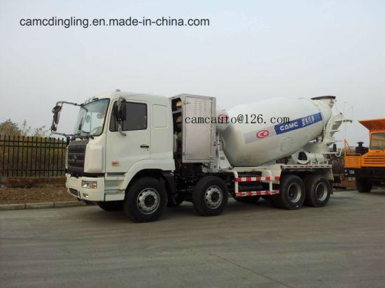 CNG 8X4 Concrete Mixer