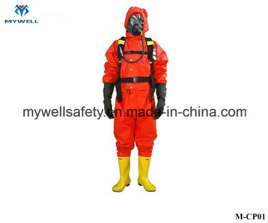 M-Cp01 Ce Approval Fire Fighting Protective Clothing and Shoes