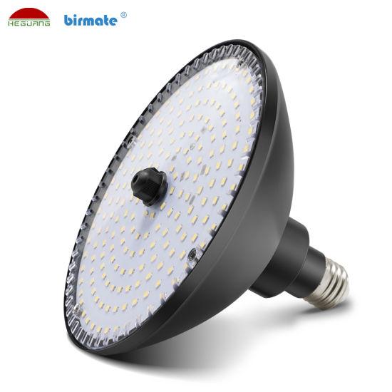 18W 12V E26 Base Warm White 3500K Wireless Multicolor LED Bulb PAR56 Pool Light Underwater Light with UL/TUV