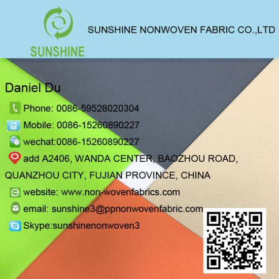 17-30GSM Spunbond Nonwoven Plant Cover Fabric pictures & photos