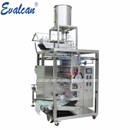 Multi-Lane Tomato Paste Sachet Liquid Filling Machine