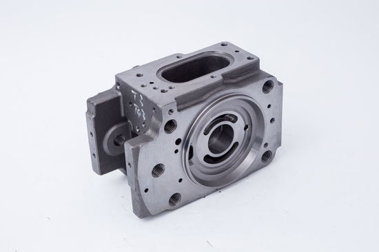 China OEM Customized Cast Iron Investment Casting Machinery Parts for CNC Machining Bearing Housing