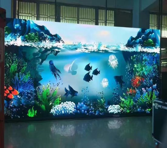 Easy Installation P3.91 Indoor Rental LED Display Panel pictures & photos