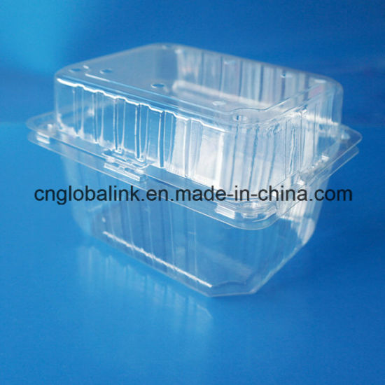 China ml Large Plastic Lettuce Container Vegetable Storage Box