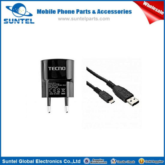 China Hot Sale Phone Accessories for Tecno Fast Charger