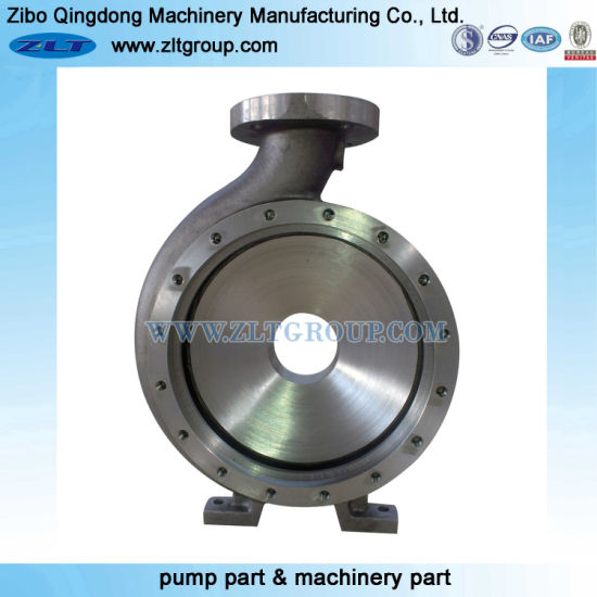 Single Stage Single Suction Chemical Horizontal Centrifugal/Wate/Submersible Stainless/Carbon Steel Pump Casing in CD4/316ss