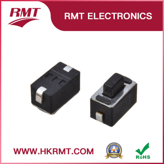 SMD Tact Switch Microswitch Push Button Switch for Bluetooth (TS-1101NH)