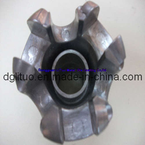 ODM/OEM Aluminum Alloy Die Casting Components Machinery Parts pictures & photos