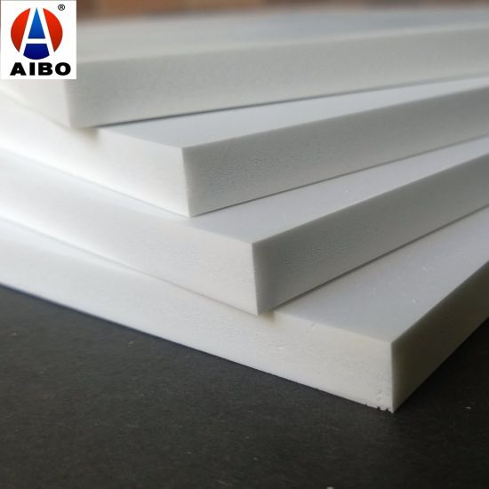 Building Material of Waterproof Rigid PVC Foam Board