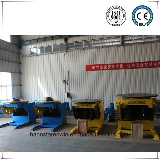 Factory Price Welding Positioner Manufacture pictures & photos