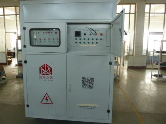 Three Phase 500kw Load Bank for Generator Test pictures & photos