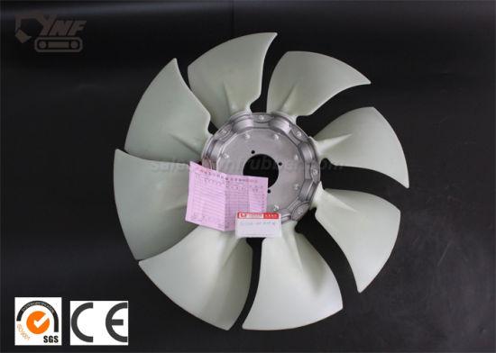 Ec210b Ynf00953 High Speed Low Price Wholesale Radiator Fan Blade