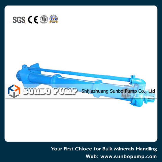 High Quality Sump Pump for Acid, Vertical Turbine Sump Pump