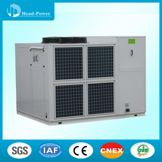 15 Ton R410 R134A Commercial Central Rooftop Air Conditioning Unit