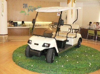 4 Seater Electric Golf Car with Ce Certification