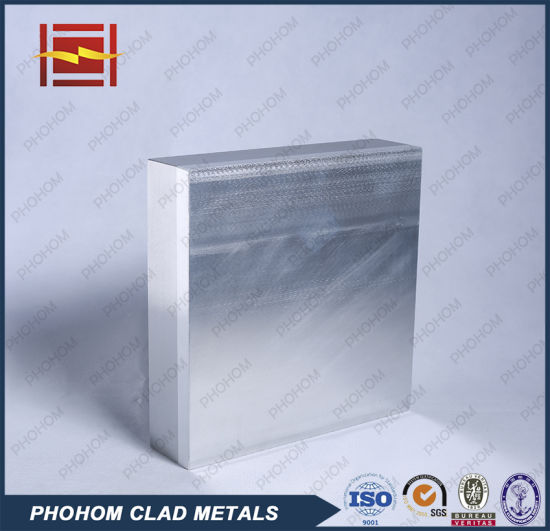 Bimetal Aluminum&Steel Anode Block in Aluminum Smelter pictures & photos