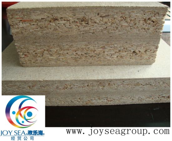 High Quality and Low Price Waterproof Raw Particleboard pictures & photos