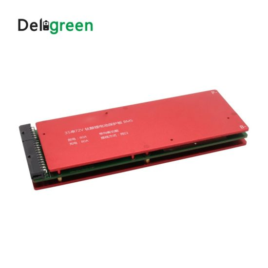 5s/10s/15s/20s/30s/35s 80A 100A 200A Circuit Protection Board PCM Lto Battery BMS