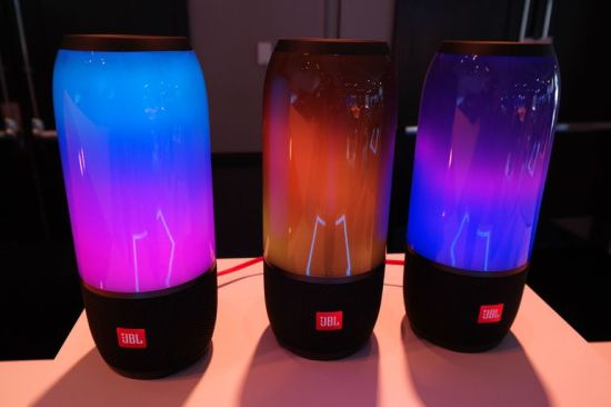 Jbl Pulse 3 Multi Color Bluetooth Waterproof Wireless Portable Speakers
