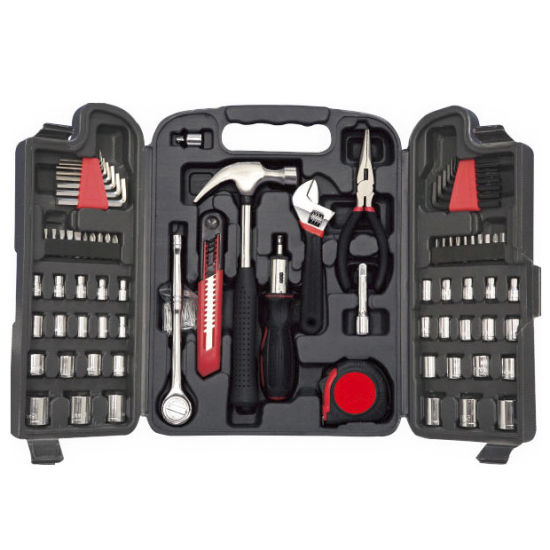 168PCS DIY Household Tool Kit in Tool Box pictures & photos