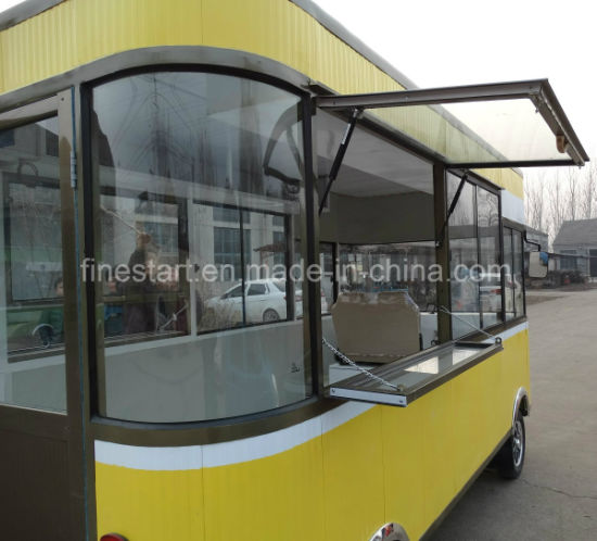 Street Food Kiosk with All Equipment pictures & photos