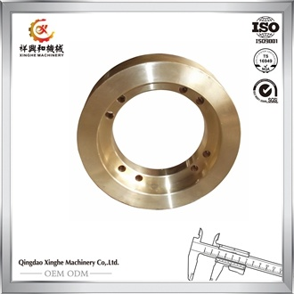 Customized Bearing Brass Bushing Casting Precision Custom Casting Brass Bush pictures & photos