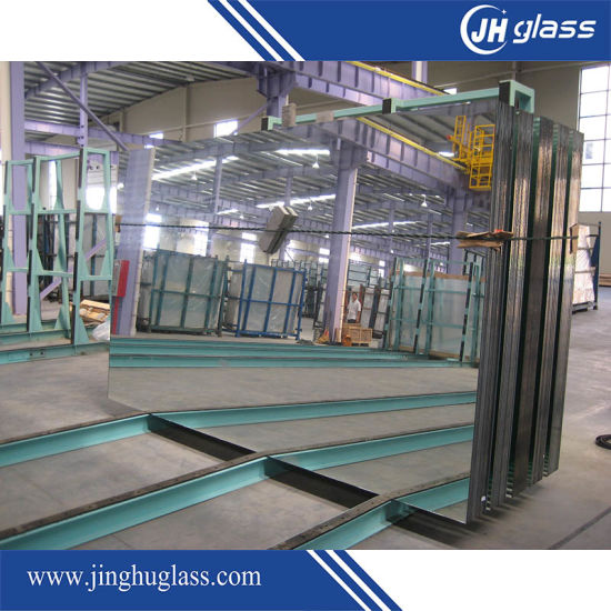 2mm, 3mm, 4mm, 5mm and 6mm Beveled Mirror, Safety Mirror, Copper Free and Lead Free Mirror, Aluminum Mirror, Silver Glass Mirror pictures & photos