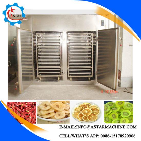 60-480kg Per Batch Fish Dehydrating Machine