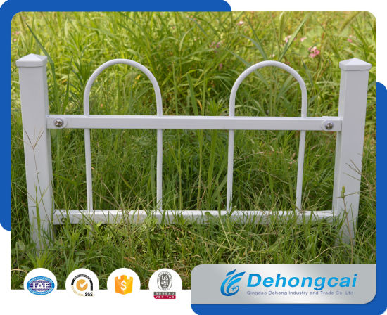 Elegant Welded Wrought Iron Fence Design Aluminum Decorative Garden Fencing
